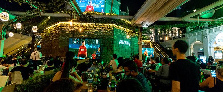 Thaimaalainen Chang-olut | PM-Juomatukku Oy - Panimotuotteet