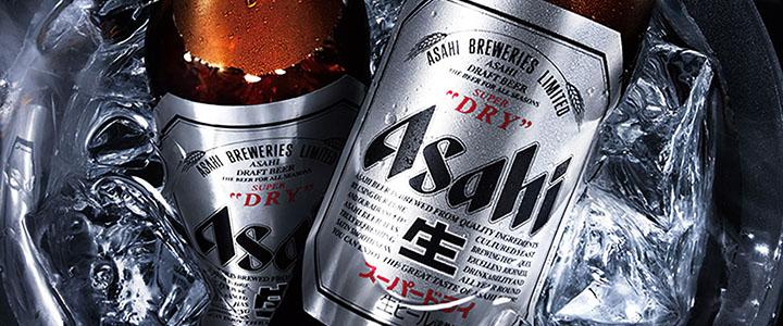 Japanilainen Asahi-olut | PM-Juomatukku Oy - Panimotuotteet